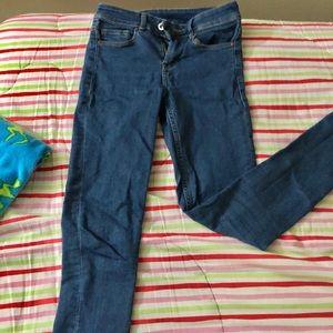 H&M Divided Skinny Jeans